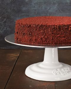 Chocolate Blackout Cake by Fran Costigan