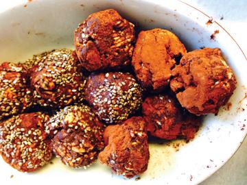 Chocolate Balls RT