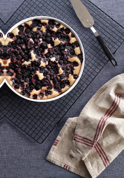 Bumbleberry Cobbler - Vegan Casseroles