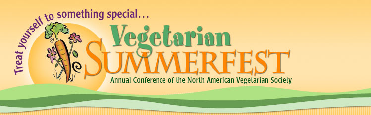 Vegetarian Summerfest @ Conference Center at Pitt-Johnson University | Johnstown | Pennsylvania | United States