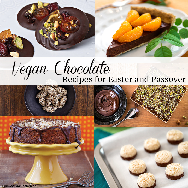 Chocolate Recipes for Easter and Passover