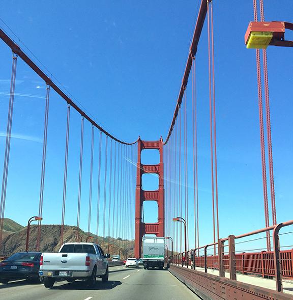 CA from San Bruno Google to miyokos Kitchen