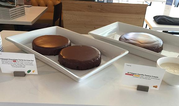 Chocolate Torte at YouTube Google