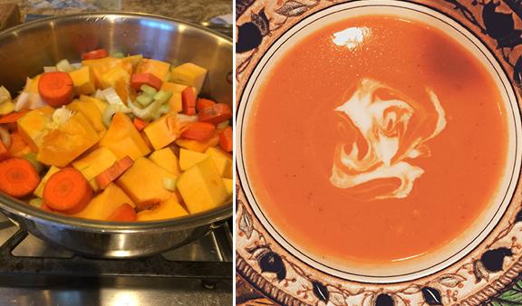 Miyokos Soup