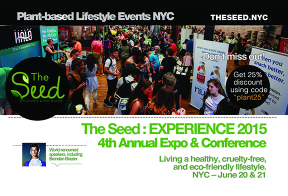 The Seed Experience @ Brooklyn Expo Center | New York | United States
