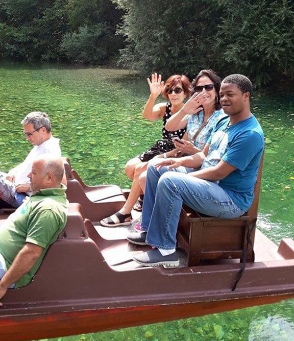 River in Felitto