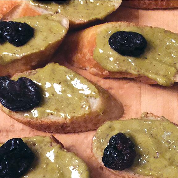 Crema Pistacci (Pistachio Nut Spread)