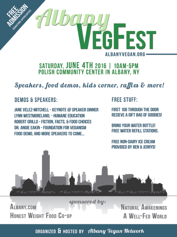 Albany VegFest @ Polish Community Center  | Albany | New York | United States