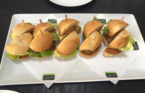 Gardein Sandwiches
