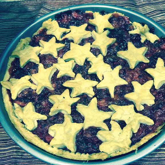 Stars Pie