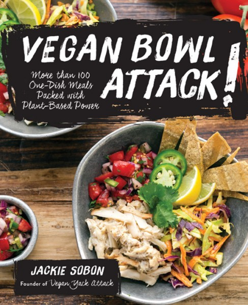 Vegan Bowl Attack by Jackie Sobon