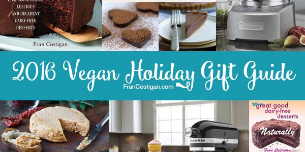 2016 Vegan Holiday Gift Guide