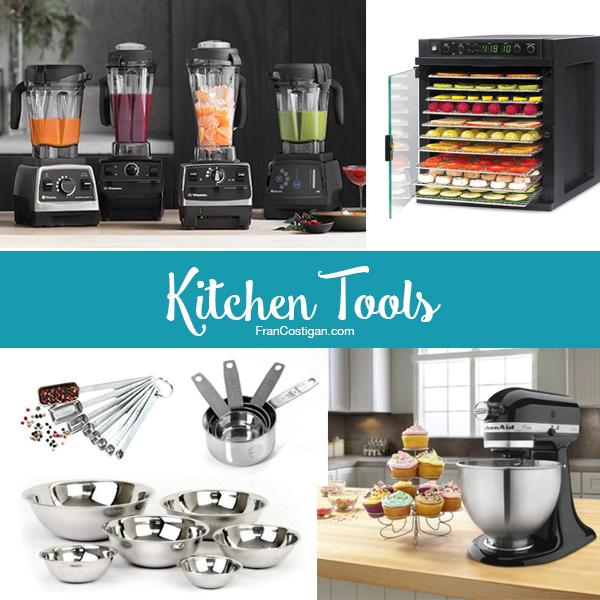Fran Costigan's 2016 Vegan Holiday Gift Guide – Kitchen Tools