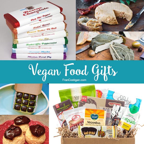 Fran Costigan's 2016 Vegan Holiday Gift Guide – Food Gifts