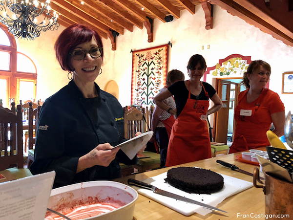 Vegan Cooking Classes at Rancho La Puerta @ Rancho La Puerta